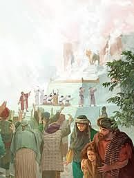 Rehoboam Dies