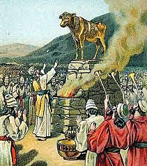 Jeroboam becomes King of Israel