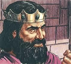 Jeroboam dies