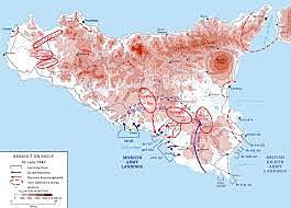 Débarquement des Alliés en Sicile (Opération Husky)