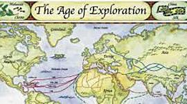 The Age of Exploration 1500-1800 Jose Benavidez, Tommy Nguyen, Jeffry Norales timeline
