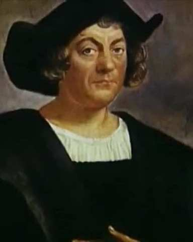 Columbus landed in the Americas