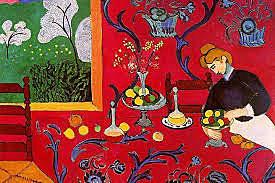 Habitació vermella, Henri Matisse