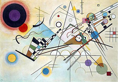 Composició, Kandinsky