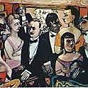 Festa a Paris, Max Beckmann