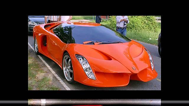 Lamborghini Alar: Tuned Diablo V12 med 770BHP.