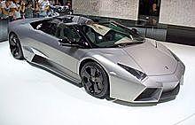 Lamborghini Reventón: Murci Lp640-4 V12.