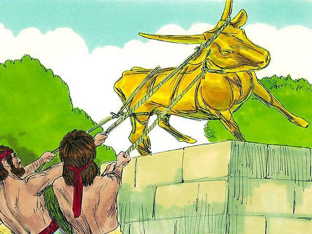 Asa becomes king of Judah