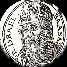 Baasha becomes king of Israel