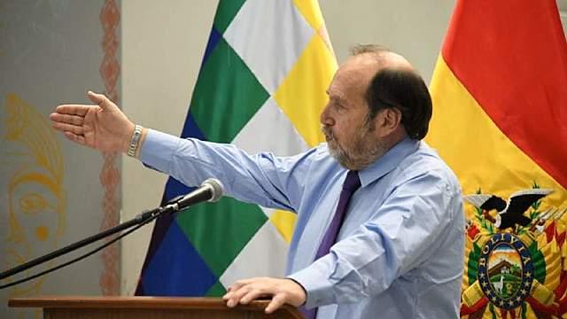 Ministro de Salud dice que Bolivia ya pasó al contagio comunitario