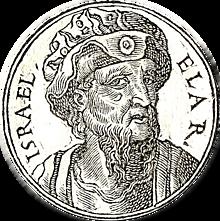 Elah becomes king of Israel