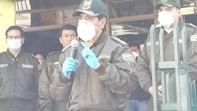 La Policía reporta que tiene 13 uniformados contagiados con Covid-19