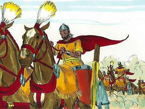 Zimri becomes king of Israel