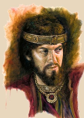 Omri becomes king of Israel