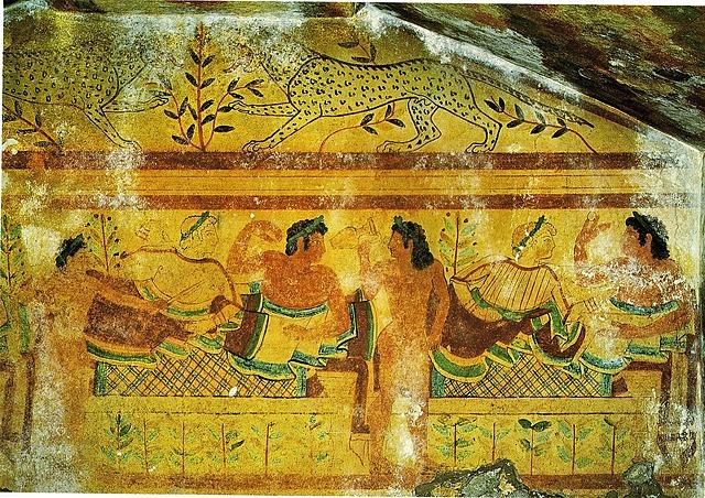Tomba dels Lleopards