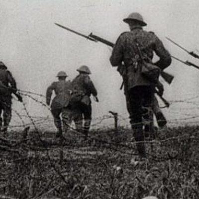 La Primera Guerra Mundial i la Revolució Russa timeline
