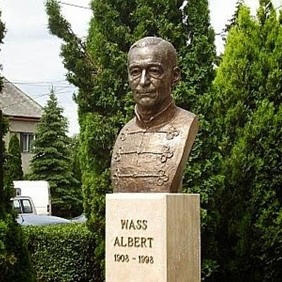 Gróf Wass Albert timeline
