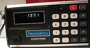 Calculadora LCD