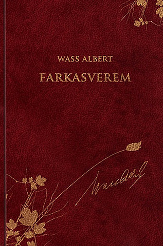 Első regénye: Farkasverem