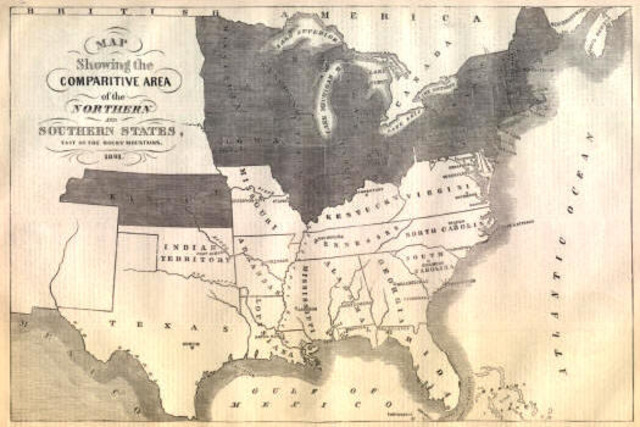 Missouri Applied for Statehood as a Slave State (Northeners Upset)
