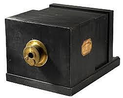 El Daguerrotip, primera fotografía