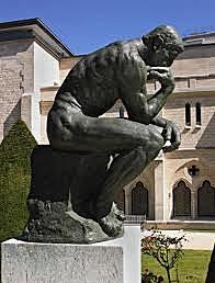 El pensador d'Auguste Rodin
