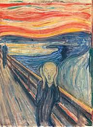 El crit d'Edward Munch