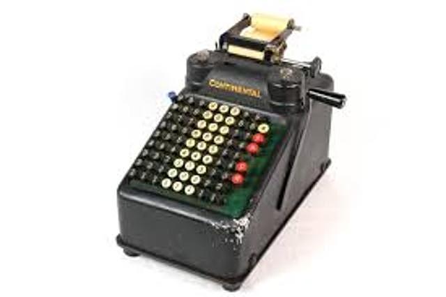 Calculadora Sumadora Impresora