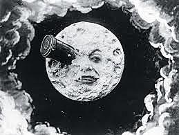 Viatge a la Lluna de Georges Meliès