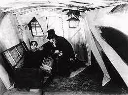 El gabinet del Dr.Caligari