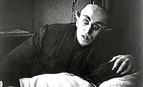 Nosferatu de Fiedrich Murnau