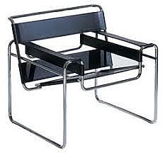 Cadira Wassily o Model B3 de Walter Breuer
