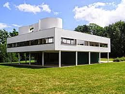 La Ville Savoie de Le Corbusier