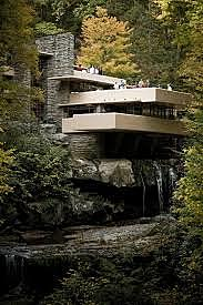 Casa Kaufmann o casa de la cascada
