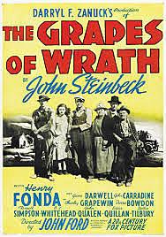 The grapes of wrath (El raïm de la ira)