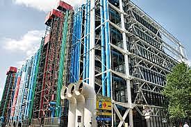 S'inagura a París el Centre Pompidou
