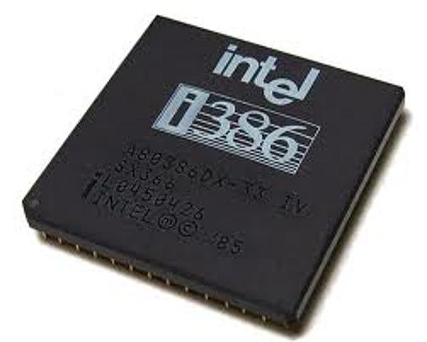 Intel 386DX