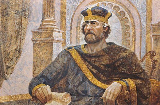 Abijah is crowned king in Judah
