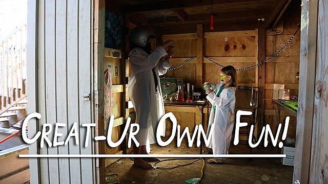Creat-Ur Own Fun!