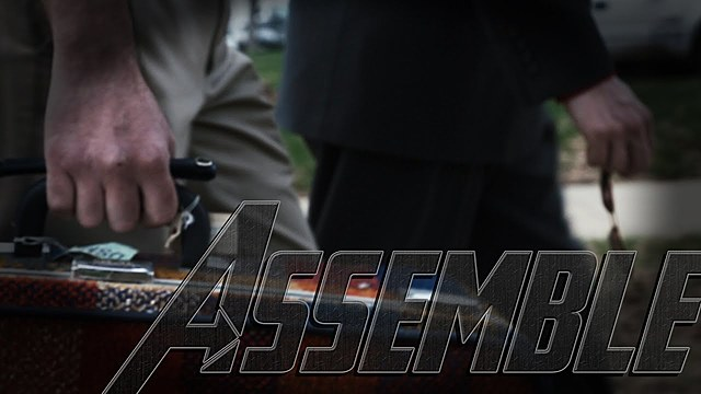 Tiny Explosions: Assemble