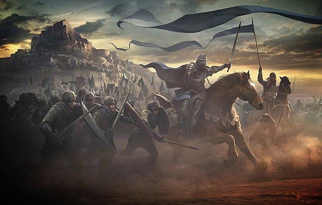 Abijah goes to war against Jeroboam
