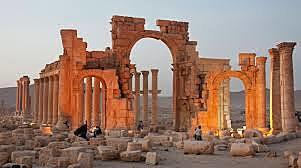 Asa reasons with Ben-haded king of Syria against Baasha king of Israel