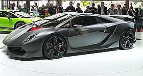 Lamborghini Sesto Elemento: 5.2L V10
