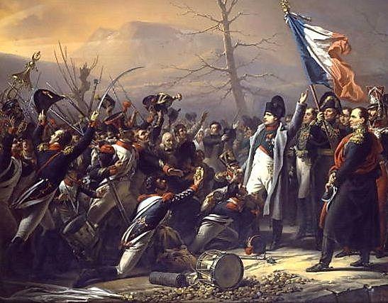 Caiguda de Napoleó I