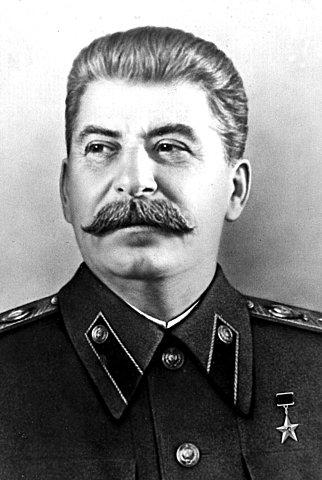 Josef Stalin dør, nytt lederskap.