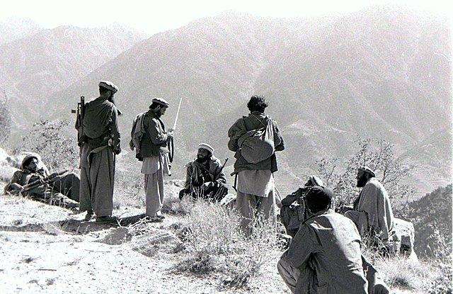 Sovjet styrkene trekker seg fra Afghanistan