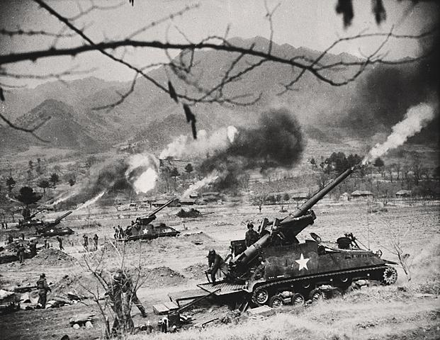 """Koreakrigen """"slutter"""""""