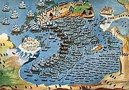 Grècia s'independitza de l'Imperi Turc (primeres revolucions nacionalistes)