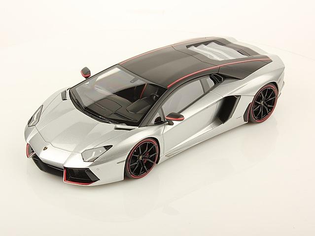 Lamborghini Adventador tredje tabben: 6.5L V12