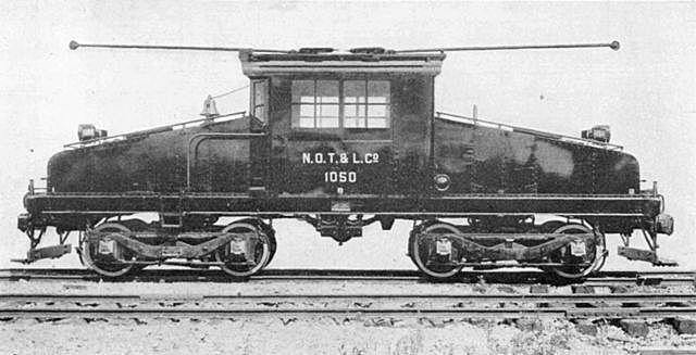 Siemens crea la inventa locomotora